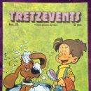 Coleccionismo de Revistas y Periódicos: REVISTA TRETZEVENTS , Nº 391, AÑO 1973, CÓMICS MUY RAROS. Lote 165067354
