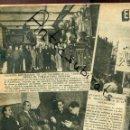 Coleccionismo de Revistas y Periódicos: DIA GRAFICO GUERRA CIVIL 21-1-1937 ERC SALVADOR QUEMADES NARRO JUAN MUNTANE AZAÑA EN VALENCIA . Lote 165067394