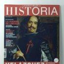 Coleccionismo de Revistas y Periódicos: REVISTA LA AVENTURA DE LA HISTORIA Nº 150, VELAZQUEZ. Lote 165067426