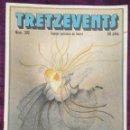 Coleccionismo de Revistas y Periódicos: REVISTA TRETZEVENTS , Nº 392, AÑO 1973, CÓMICS MUY RAROS. Lote 165067486