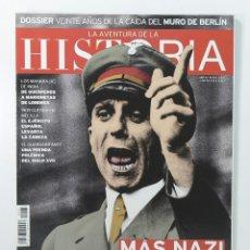 Coleccionismo de Revistas y Periódicos: REVISTA LA AVENTURA DE LA HISTORIA Nº Nº 133, MÁS NAZI QUE HITLER.. Lote 165097302
