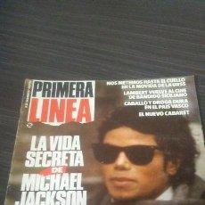 Coleccionismo de Revistas y Periódicos: REVISTA PRIMERA LINEA AÑOS 80. Lote 165192118