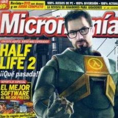 Coleccionismo de Revistas y Periódicos: REVISTA MICROMANIA Nº119 DICEMBRE 2004. Lote 165209518
