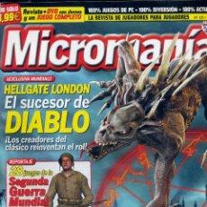 Coleccionismo de Revistas y Periódicos: REVISTA MICROMANIA Nº125 JUNIO 2005. Lote 165211718