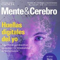 Coleccionismo de Revistas y Periódicos: REVISTA MENTE&CEREBRO NÚMERO 96. MAYO/JUNIO 2019. COMPLETAMENTE NUEVA.. Lote 165357422