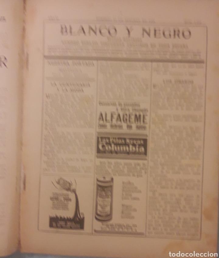 Coleccionismo de Revistas y Periódicos: Revista Blanco y Negro 1924 - Foto 2 - 165441272