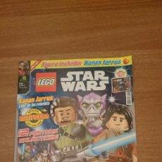 Coleccionismo de Revistas y Periódicos: REVISTA STAR WARS - LEGO -Nº 19- ENERO 2017. Lote 165507962