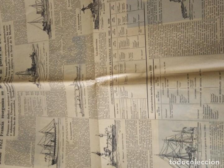 Coleccionismo de Revistas y Periódicos: el debate 1936 suplemento extraordinario 3 mayo especial el quijote .... - Foto 3 - 165518950