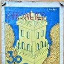 Coleccionismo de Revistas y Periódicos: EL FOGUETER. HOGUERAS DE SAN JUAN DE ALICANTE, 1936.. Lote 165533994