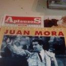 Coleccionismo de Revistas y Periódicos: G-JCA52C REVISTA DE TOROS TAUROMAQUIA APLAUSOS Nº 838 JUAN MORA . Lote 165548054