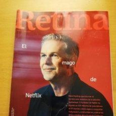 Coleccionismo de Revistas y Periódicos: REVISTA RETINA Nº 5 (MAYO 2018) EL MAGO DE NETFLIX. Lote 165634298