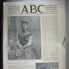 Coleccionismo de Revistas y Periódicos: ABC AÑO DOS NUMERO 95 24 FEBRERO 1904. Lote 165662258