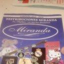 Coleccionismo de Revistas y Periódicos: G-JCA52C REVISTA DISTRIBUCIONES MIRANDA CAMPAÑA 2013 2014 . Lote 165683122