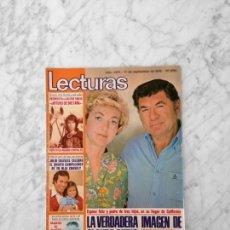 Coleccionismo de Revistas y Periódicos: LECTURAS - 1976 - OLIVER TOBIAS, J. IGLESIAS, ESPACIO 1999, MARISA PAREDES, PABLO ABRAIRA, MARGALUZ. Lote 165747046