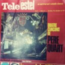 Coleccionismo de Revistas y Periódicos: TELE ESTEL EL SETMANARI CATALÀ D`AVUI *** NÚMERO 76 DEL 29 DICIEMBRE 1967. Lote 165789094