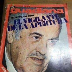 Coleccionismo de Revistas y Periódicos: GUADIANA NÚMERO 36. Lote 165796277