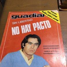Coleccionismo de Revistas y Periódicos: GUADIANA NÚMERO 55. Lote 165797309