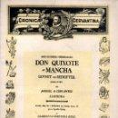 Coleccionismo de Revistas y Periódicos: CRÓNICA CERVANTINA Nº 35 - FEBRERO 1936 - QUIJOTE. Lote 165810174