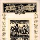 Coleccionismo de Revistas y Periódicos: CRÓNICA CERVANTINA Nº 18 - MARZO ABRIL 1933 - QUIJOTE. Lote 165810346