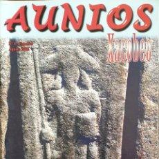 Coleccionismo de Revistas y Periódicos: AUNIOS XACOBEO. ASOCIACION PINEIRONS. O GROVE. REVISTA CULTURAL NÚMERO 6. Lote 165811750