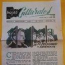 Coleccionismo de Revistas y Periódicos: REVISTA HOJAS CULTURALES NÚMERO 661. Lote 165822396