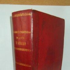 Coleccionismo de Revistas y Periódicos: # BLANCO Y NEGRO # AÑO 1907 # COMPLETO #. Lote 165825870