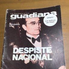 Coleccionismo de Revistas y Periódicos: GUADIANA NÚMERO 86. Lote 165893881