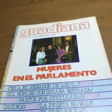 Coleccionismo de Revistas y Periódicos: GUADIANA NÚMERO 113. Lote 165895764