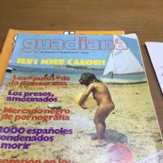 Coleccionismo de Revistas y Periódicos: GUADIANA NÚMERO 114. Lote 165895898