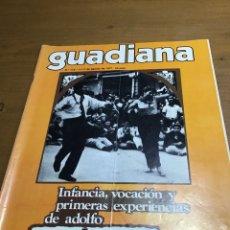 Coleccionismo de Revistas y Periódicos: GUADIANA NÚMERO 116. Lote 165896052