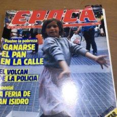 Coleccionismo de Revistas y Periódicos: ÉPOCA NÚMERO 10. Lote 165905326