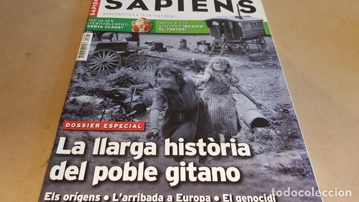 Coleccionismo de Revistas y Periódicos: LOTE REVISTA SAPIENS / COMO NUEVAS DEL Nº 85 AL 96 / INTERESANTÍSIMOS ARTÍCULOS / OCASIÓN. - Foto 2 - 165938930