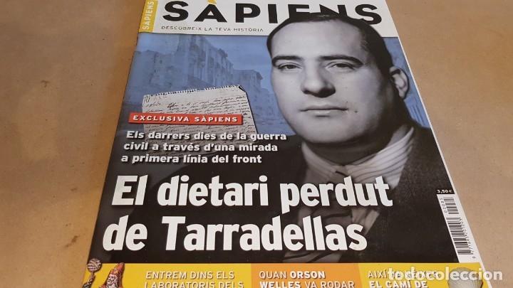 Coleccionismo de Revistas y Periódicos: LOTE REVISTA SAPIENS / COMO NUEVAS DEL Nº 85 AL 96 / INTERESANTÍSIMOS ARTÍCULOS / OCASIÓN. - Foto 6 - 165938930