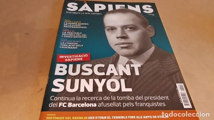 Coleccionismo de Revistas y Periódicos: LOTE REVISTA SAPIENS / COMO NUEVAS DEL Nº 85 AL 96 / INTERESANTÍSIMOS ARTÍCULOS / OCASIÓN. - Foto 14 - 165938930