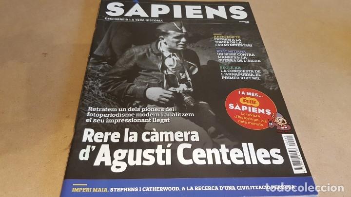 Coleccionismo de Revistas y Periódicos: LOTE REVISTA SAPIENS / COMO NUEVAS DEL Nº 85 AL 96 / INTERESANTÍSIMOS ARTÍCULOS / OCASIÓN. - Foto 12 - 165938930