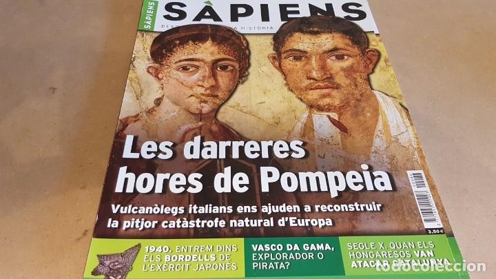 Coleccionismo de Revistas y Periódicos: LOTE REVISTA SAPIENS / COMO NUEVAS DEL Nº 85 AL 96 / INTERESANTÍSIMOS ARTÍCULOS / OCASIÓN. - Foto 10 - 165938930