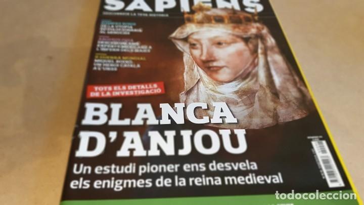 Coleccionismo de Revistas y Periódicos: LOTE REVISTA SAPIENS / COMO NUEVAS DEL Nº 85 AL 96 / INTERESANTÍSIMOS ARTÍCULOS / OCASIÓN. - Foto 18 - 165938930