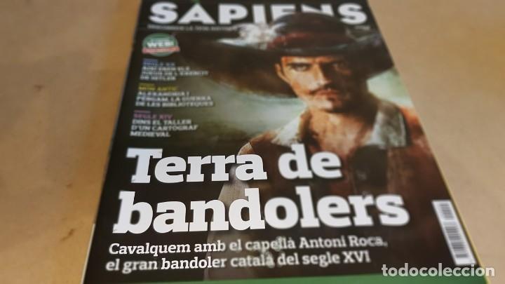 Coleccionismo de Revistas y Periódicos: LOTE REVISTA SAPIENS / COMO NUEVAS DEL Nº 85 AL 96 / INTERESANTÍSIMOS ARTÍCULOS / OCASIÓN. - Foto 16 - 165938930