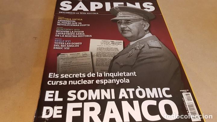 Coleccionismo de Revistas y Periódicos: LOTE REVISTA SAPIENS / COMO NUEVAS DEL Nº 85 AL 96 / INTERESANTÍSIMOS ARTÍCULOS / OCASIÓN. - Foto 24 - 165938930