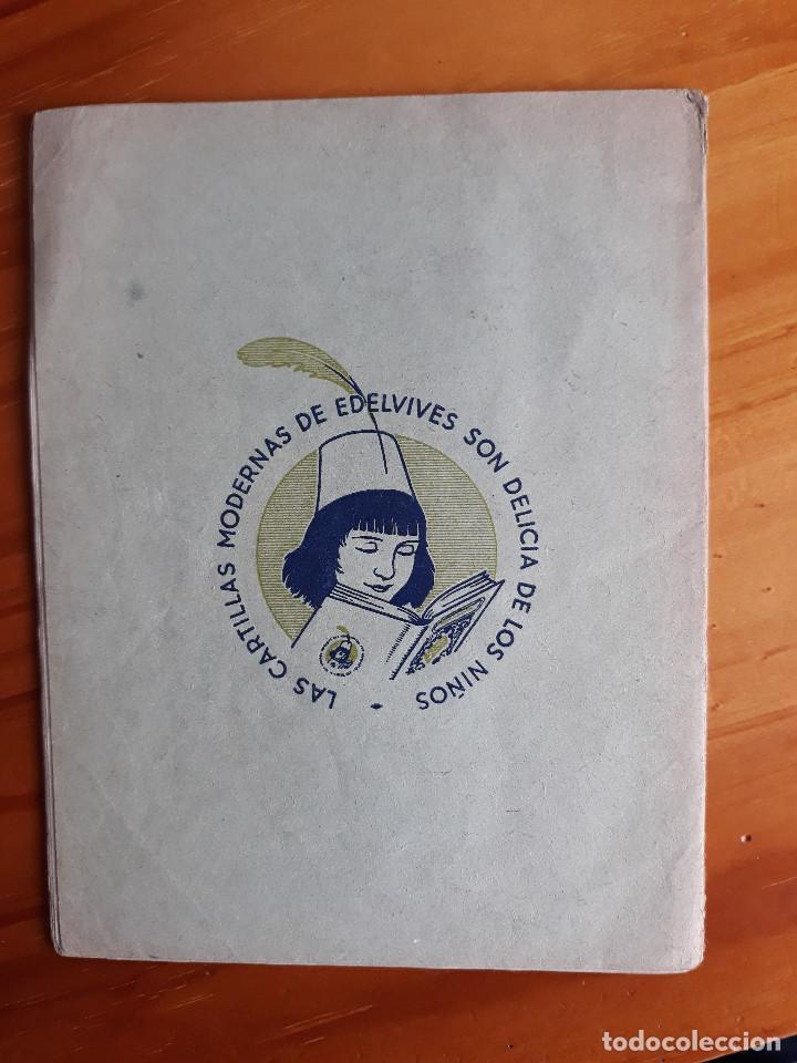 Coleccionismo de Revistas y Periódicos: CARTILLA MODERNA DE HISTORIA SAGRADA. ED. LUIS VIVES 1957 - Foto 3 - 165970458