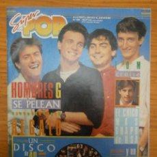 Coleccionismo de Revistas y Periódicos: REVISTA SUPER POP Nº 230 HOMBRES G TOM CRUISE. Lote 166213398