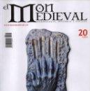Coleccionismo de Revistas y Periódicos: EL MON MEDIEVAL N. 20 - EN PORTADA: RUTA DEL COR DE CATALUNYA (NUEVA). Lote 166258904
