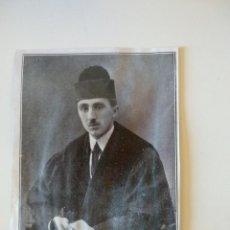 Coleccionismo de Revistas y Periódicos: RECORTE REVISTA ORIGINAL 1926. JESUS FERNANDEZ CONDE, ABOGADO MADRILEÑO. Lote 166367722