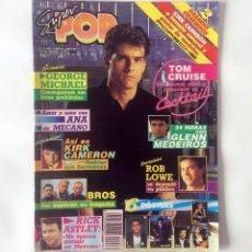 Coleccionismo de Revistas y Periódicos: REVISTA SUPER POP - NÚMERO 286 - MARZO 89. Lote 166464230