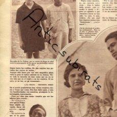 Coleccionismo de Revistas y Periódicos: REVSITA AÑO 1933 LA SOLANA CONTRERAS DE LA SIERRA ESCUELA LOS VIVEROS CONDE DEL VALLE DE SUCHIL . Lote 166586802
