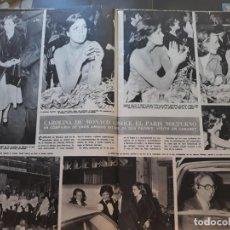 Coleccionismo de Revistas y Periódicos: CAROLINA DE MONACO EN EL PARIS NOCTURNO. Lote 288978743