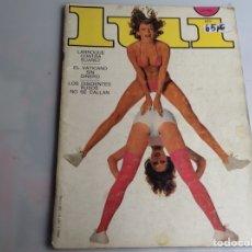 Coleccionismo de Revistas y Periódicos: LUI Nº 6 (REVISTA EROTICA - AÑOS 80). Lote 166681322