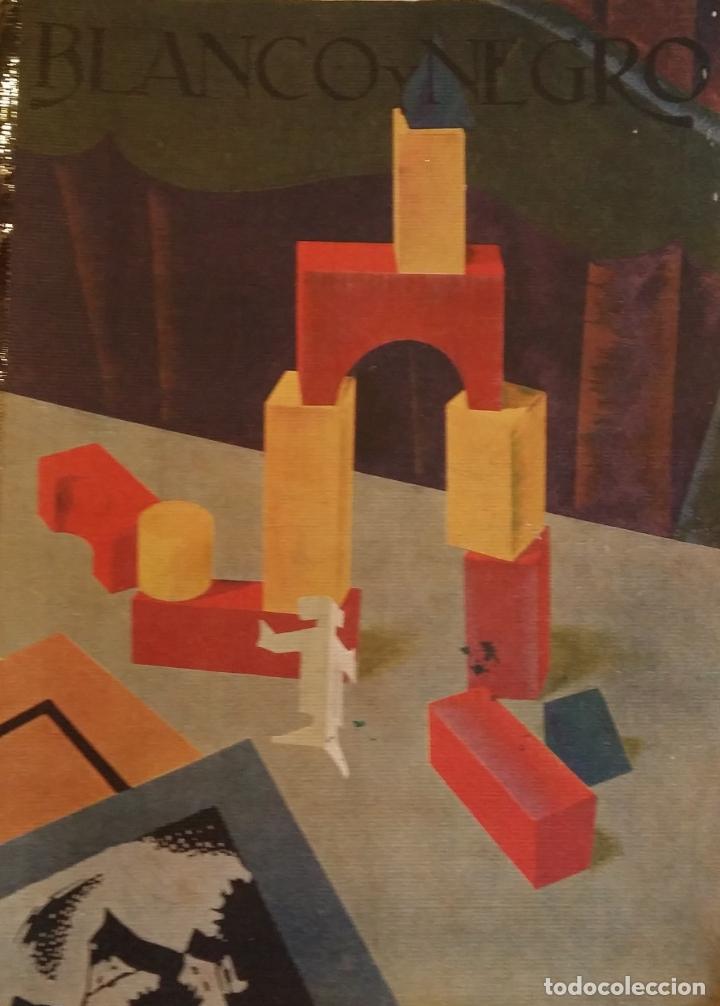 REVISTA BLANCO Y NEGRO. AÑO 37. MADRID 11 DE SEPTIEMBRE DE 1927 (Coleccionismo - Revistas y Periódicos Antiguos (hasta 1.939))