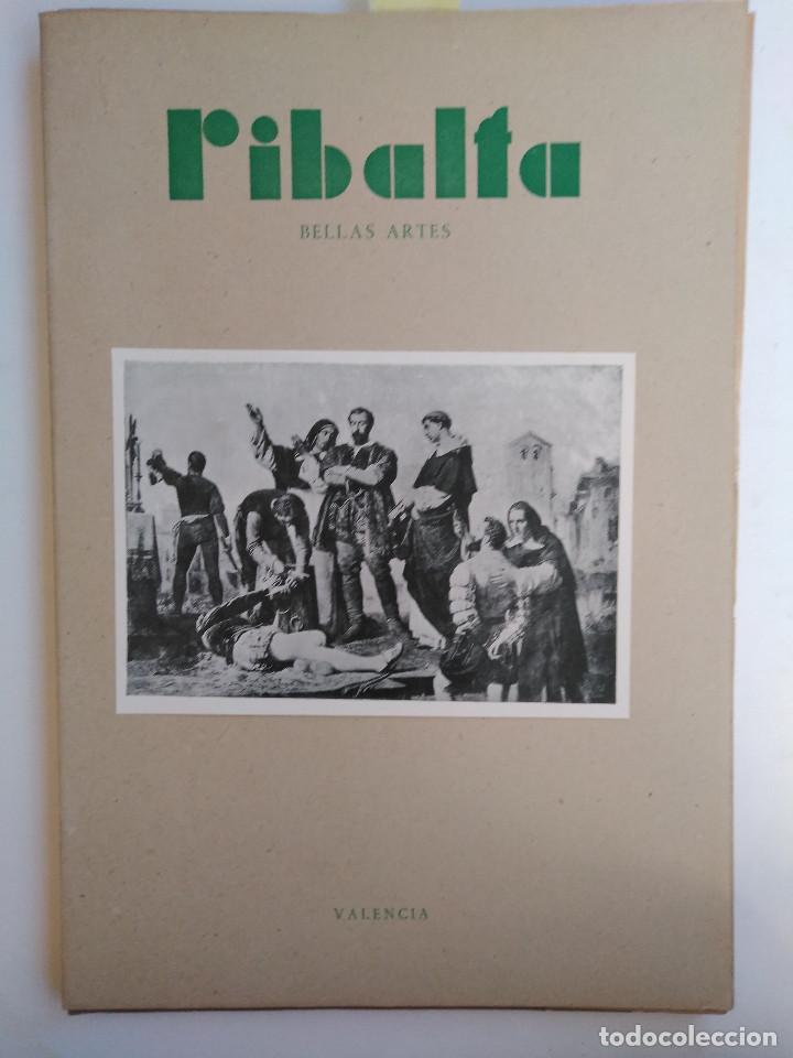Coleccionismo de Revistas y Periódicos: Ribalta. Bellas Artes. Valencia - Foto 10 - 166723622