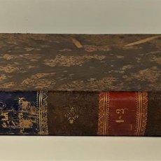 Coleccionismo de Revistas y Periódicos: LA ILUSTRACIÓN. TOMO 1-2. LUÍS TASSO. EST. TIP. L. TASSO. BARCELONA. 1880/82.. Lote 166750394